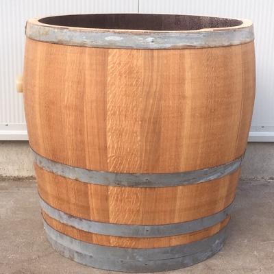 Eikenhouten wijnvat 3 kwart, 175 liter, geolied