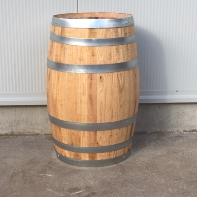Half eikenhouten wijnvat 112 liter