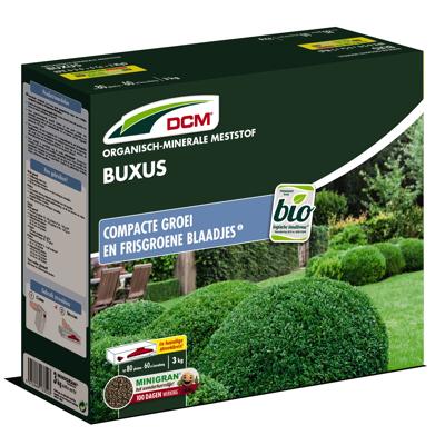DCM organische meststof buxus 3 kg