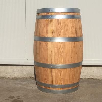 Portvat 110 liter, geolied met lijnolie