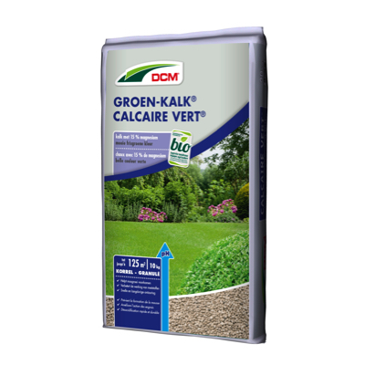 DCM groen kalk 10 kg