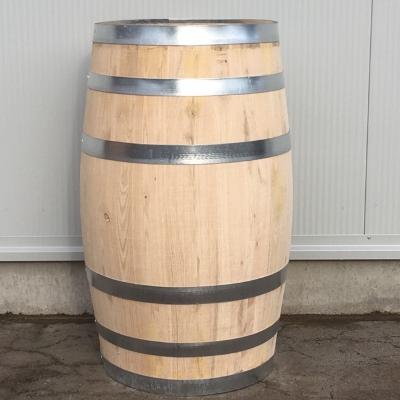 Kastanje houten portvat 110 liter