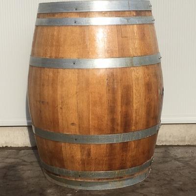 Wijnvat eiken 300 liter geolied