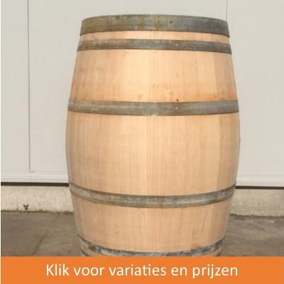 Wijnvaten gebruikt 225 liter