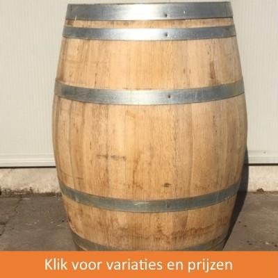 Wijnvaten gebruikt 300 liter