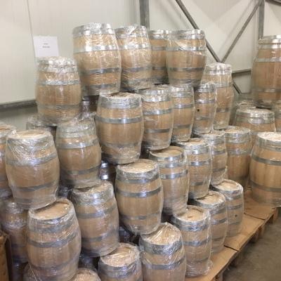 Whiskyvaten op voorraad