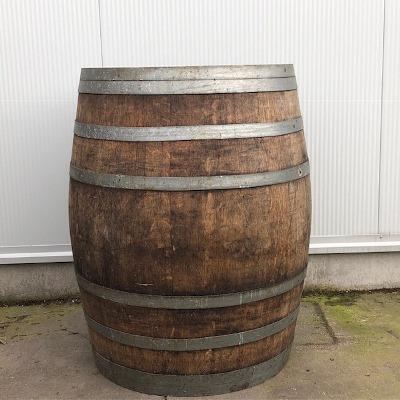 225 liter eiken wijnvat old look